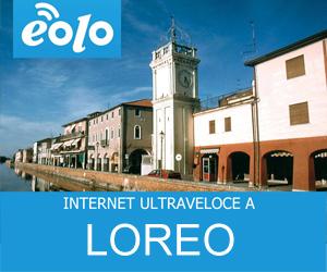 Eolo internet ultraveoloce a Loreo