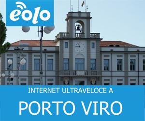 Eolo internet ultraveoloce a Porto Viro