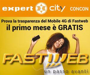 Prova gratis il 4G Fastweb