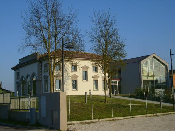Nuova biblioteca comunale ex macello