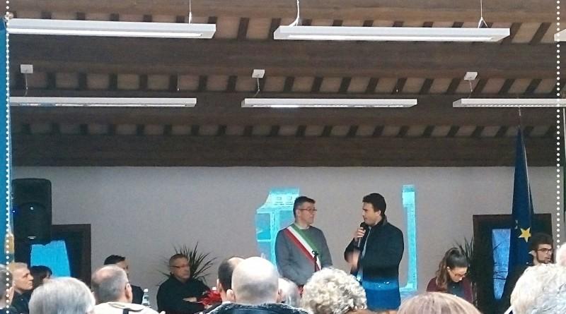 Il Sindaco Massimo Barbujani inaugura i nuovi uffici ricavati nel sottotetto del Comune