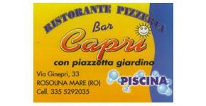 Carpi - ristorante, pizzeria, bar - Rosolina Mare