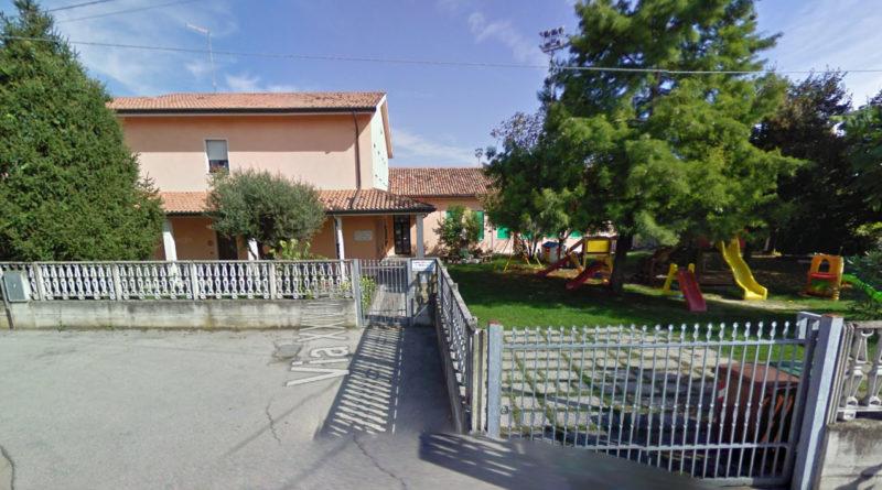 Scuola dell'Infanzia Paritaria Maria Arcangeli, in via XXIV Maggio 50 a Donada di Porto Viro