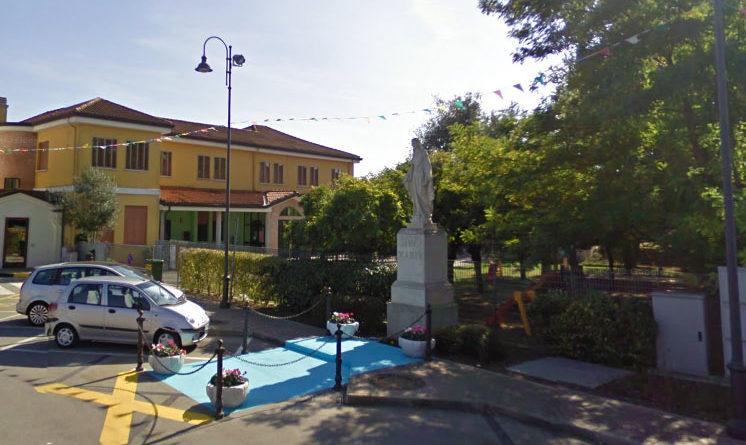 Scuola dell'Infanzia Maria Immacolata, scuola paritaria a Scalon, piazza de Gasperi 1