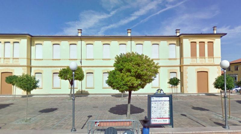 Scuola Primaria Statale Mons. Sante Tiozzo, in via Piave, 7 a Donada di Porto Viro