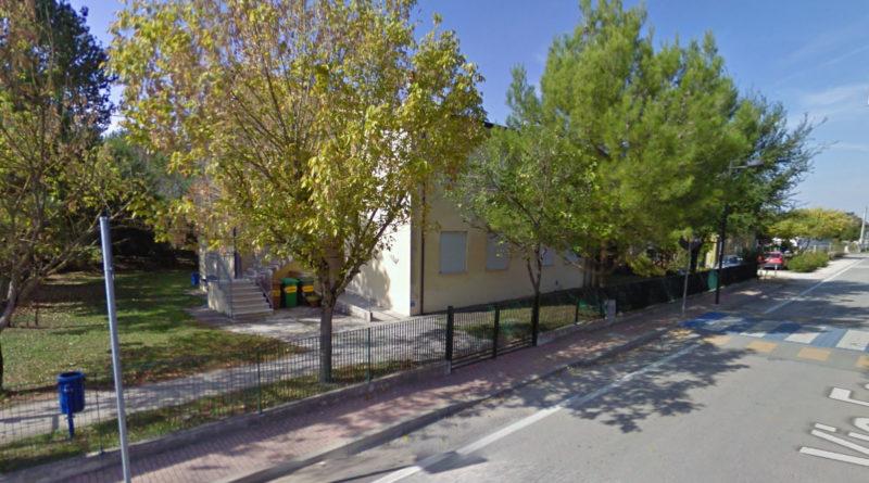 Scuola Primaria Statale Fornaci, in via Cao Marina a Porto Viro