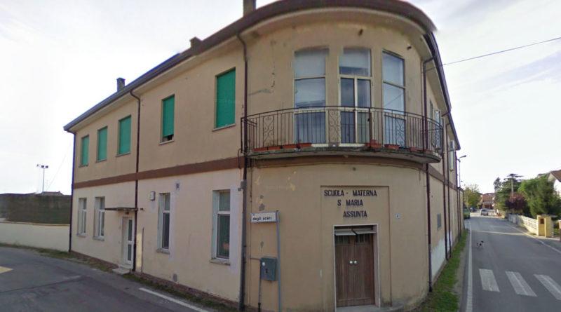 Scuola dell'Infanzia Paritaria Santa Maria Assunta in via degli Aceri a Porto Viro
