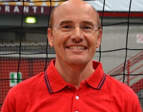 Mario DI Pietro, nuovo allenatore dell'Alva Inox Delta Volley Porto Viro