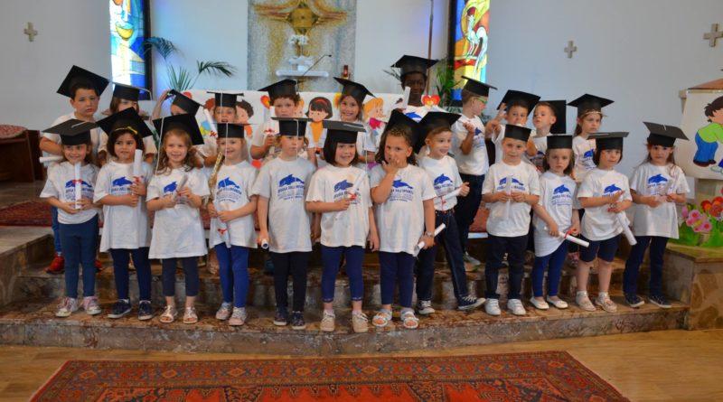 Festa di fine anno alla scuola paritaria dell'infanzia Santa Maria Assunta