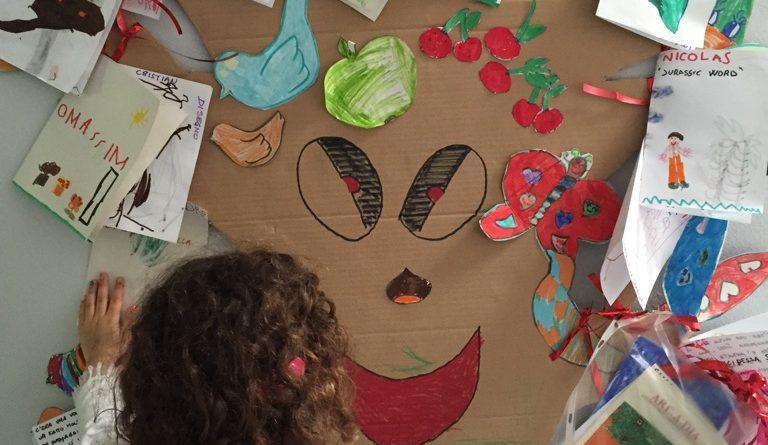 """""""Un albero che per frutti produce libri""""è stata l'iniziativa di valore vissuta dai bambini della scuola dell'infanzia di Fornaci"""