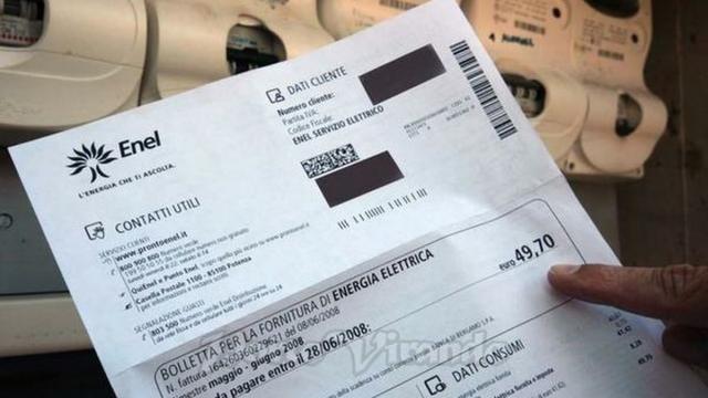 La bufala enel dei 35 euro in più in bolletta