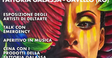 "Art Flood di Rovigo presenta ""The Dreamers Night""."